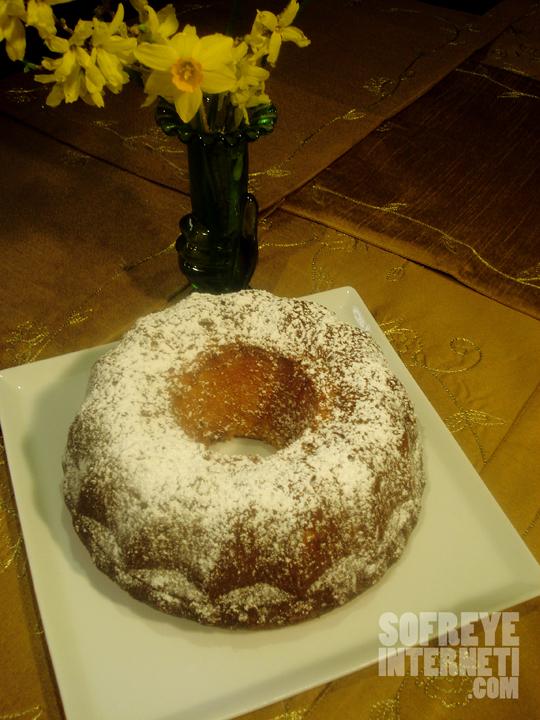 کیک لیمو بجای افکار نوچ