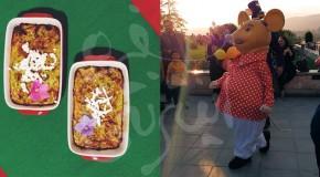 برج میلاد؛ مدرسه موشها و غذای پر از پنیر